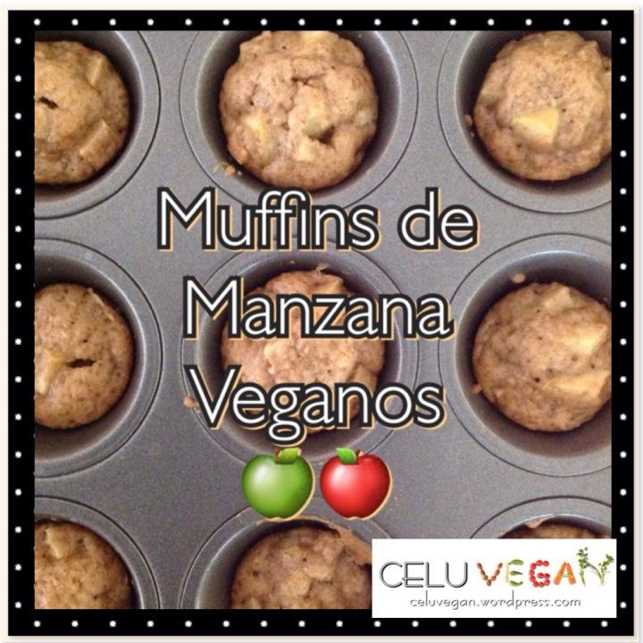 muffins-de-manzana-veganos