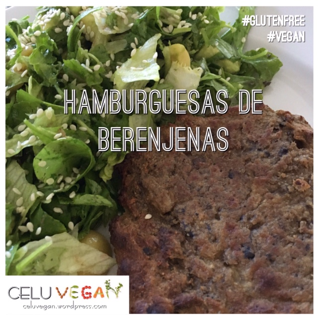 Hamburguesas-Berenjenas-Veganas