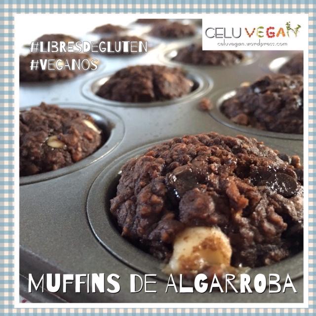 muffins-de-algarroba-veganos