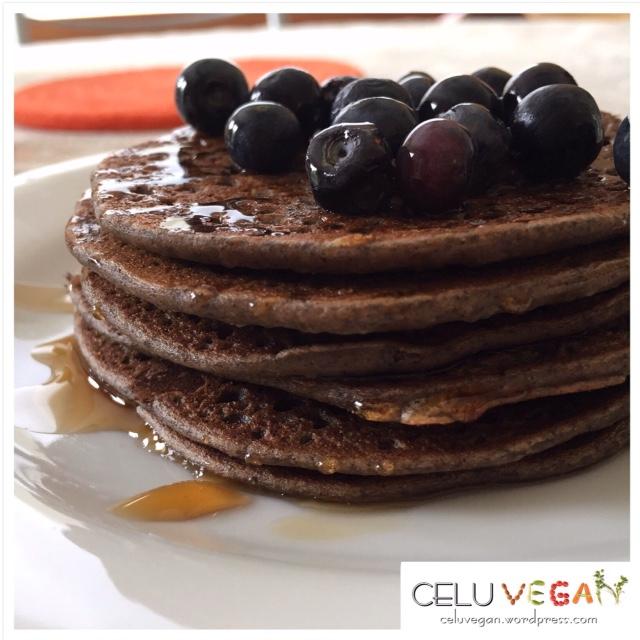 Pancakes-con-Harina-de-Trigo- Sarraceno