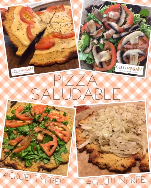 Pizza-saludable-vegana-libre-de-gluten