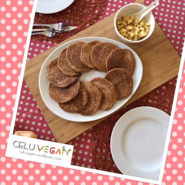 Pancakes-de-Avena-y-Manzanitas-con-Coco