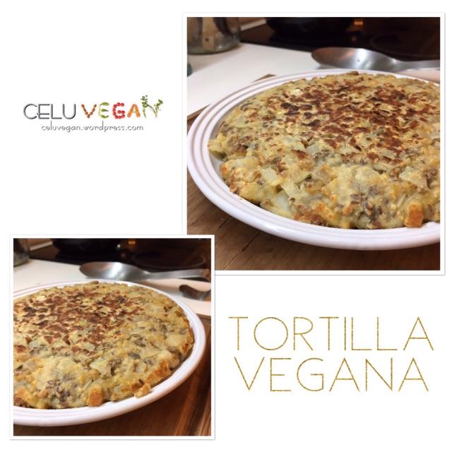 Tortilla-Vegana
