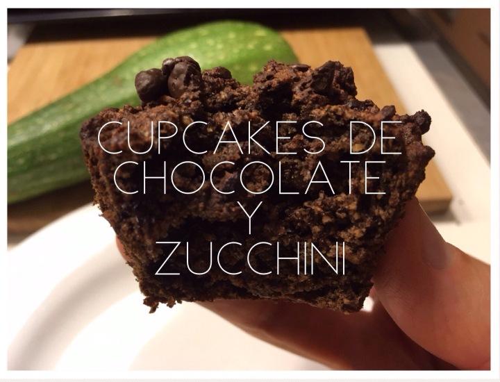 Cupcakes-Veganos-de-Chocolate-y-Zucchini
