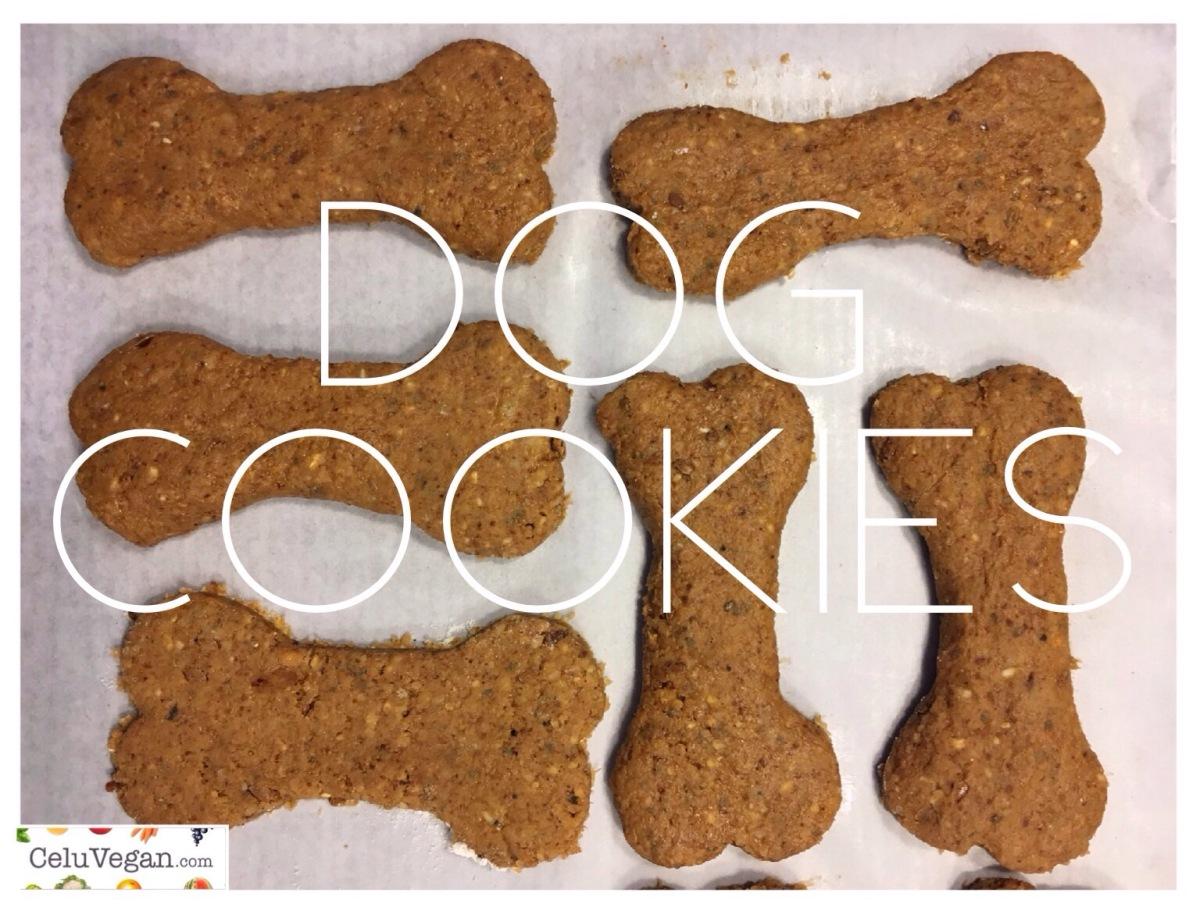 Cookies Veganas para Perros