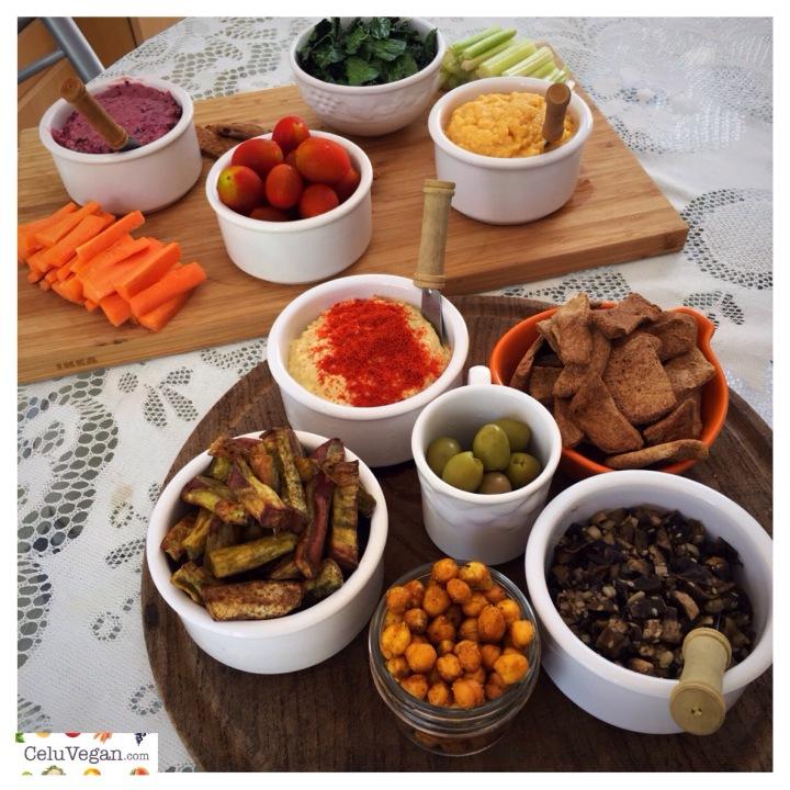 Como-hacer-una-Picada-Vegana