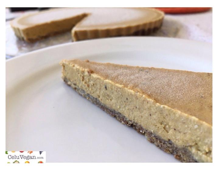 Cheesecake-Vegano-de-Calabaza