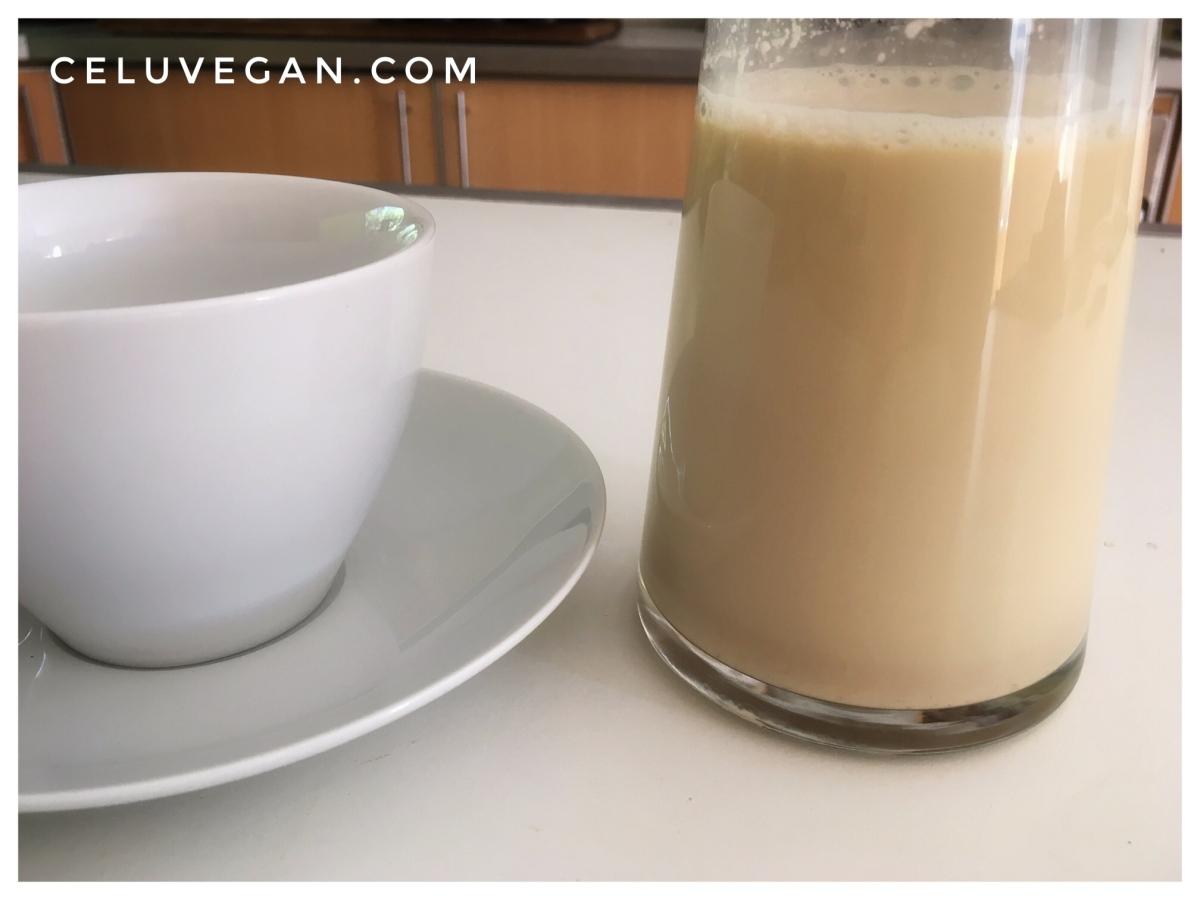 Cómo hacer leche de almedras fácil?